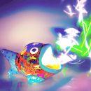 luminous fish illo