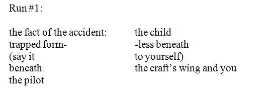 Details poem run1