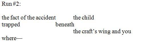 Details poem run2
