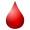 red drop