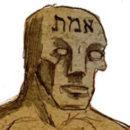 GOLEM-MAKER OF BUCHENWALD Illustration